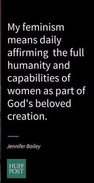 christianity and feminism