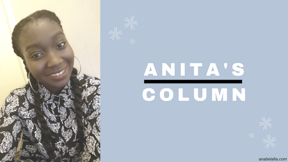 Anita's Column: Dreadlocks